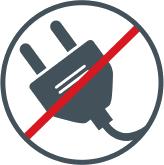 Werkt zonder elektriciteit