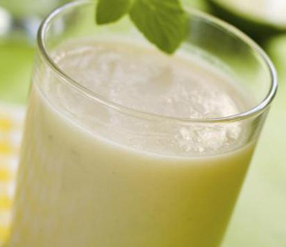 Bananenmilkshake