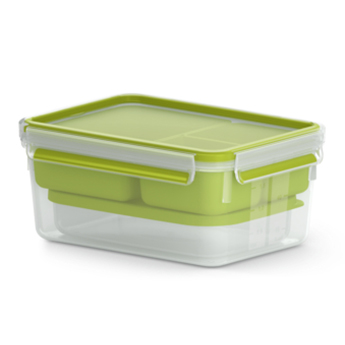 Tefal MasterSeal to Go Lunchbox XL 2,3L