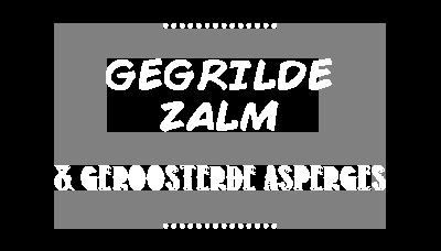 Optigrill - Zalm